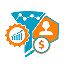 ROI services tracking by special conversion tracking facility