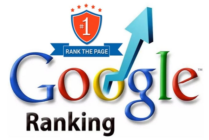 first page ranking